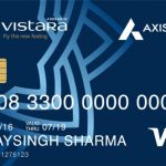 Axis Vistara Signature Credit Card Reviews