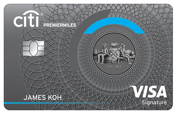 Citi Premier Miles Credit Card Reviews
