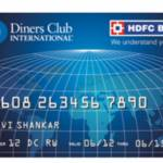 HDFC Diners Club Platinum