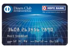 HDFC Diners Club Platinum