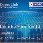 HDFC Diners Club Rewardz Credit Card Reviews