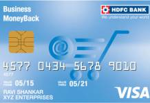 HDFC Moneyback Credit Card Review