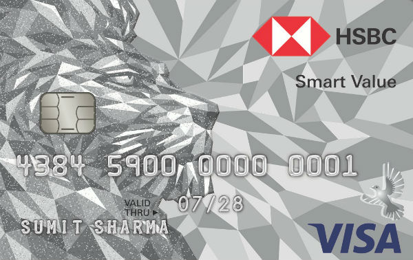 HSBC Smart Value Credit Card Reviews