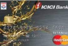 ICICI HPCL Platinum Credit Card Reviews
