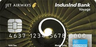 IndusInd Jet Airways Voyage Credit Card Reviews