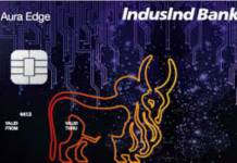 IndusInd Platinum Aura Edge Credit Card Review
