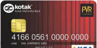 Kotak PVR Gold Credit Card Review
