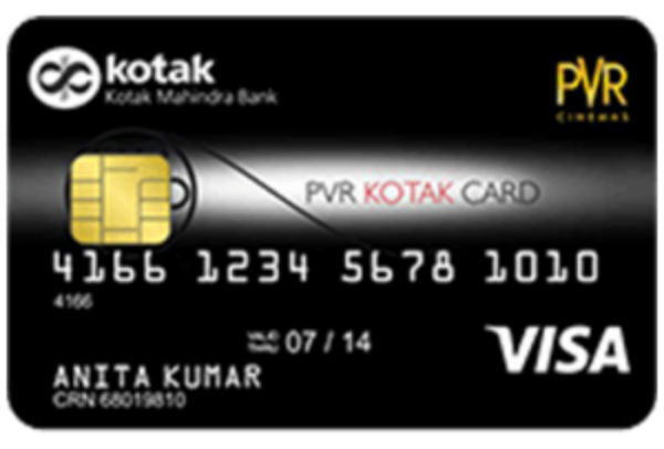 Kotak PVR Platinum Credit Card Reviews