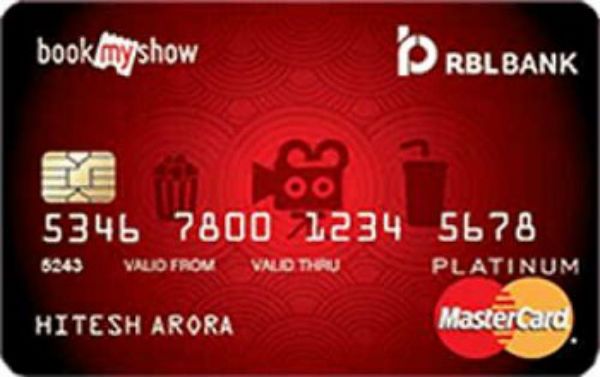 RBL Movies And More Credit Card Review