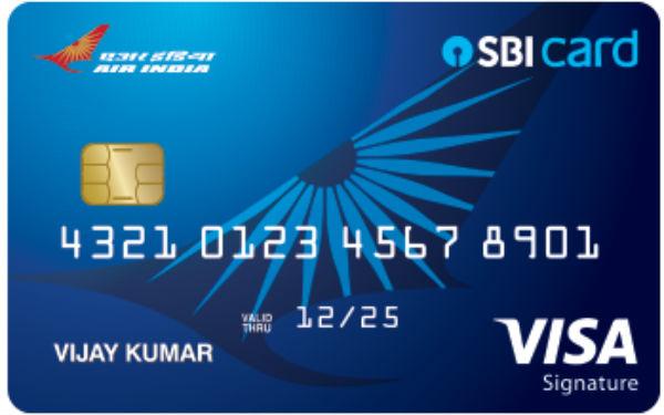 SBI Air India Signature Credit Card Reviews
