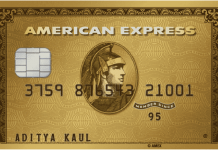 American Express Gold Credit Card India Review