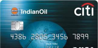 Indian Oil Citi Credit Card