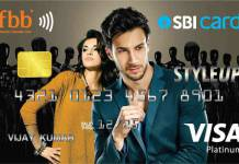 STYLEUP Contactless Credit Card