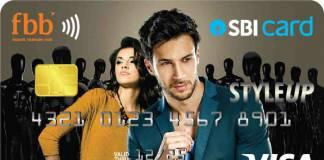 STYLEUP Contactless Credit Card