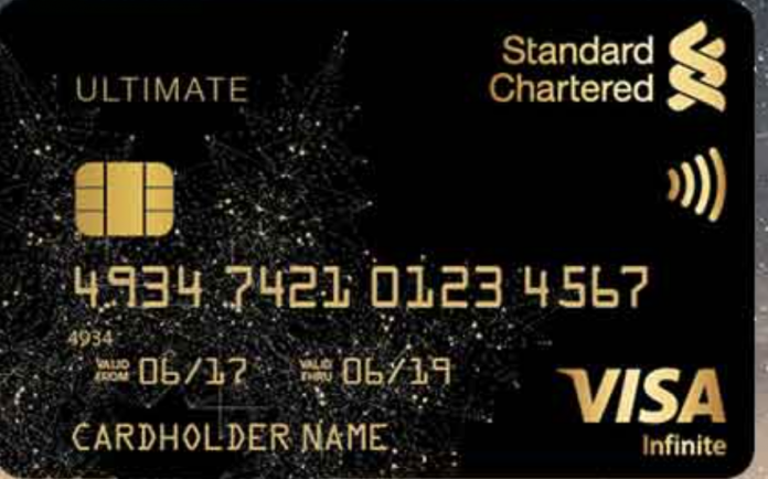 Standard Chartered Ultimate Credit Card