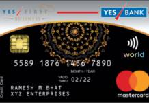 Yes First Business Credit Card Reviews